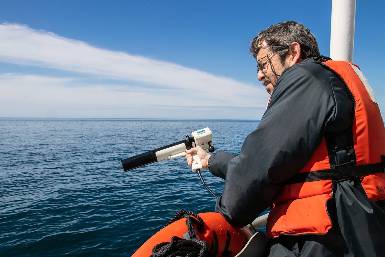 Barney Balch, Bigelow Laboratory for Ocean Sciences