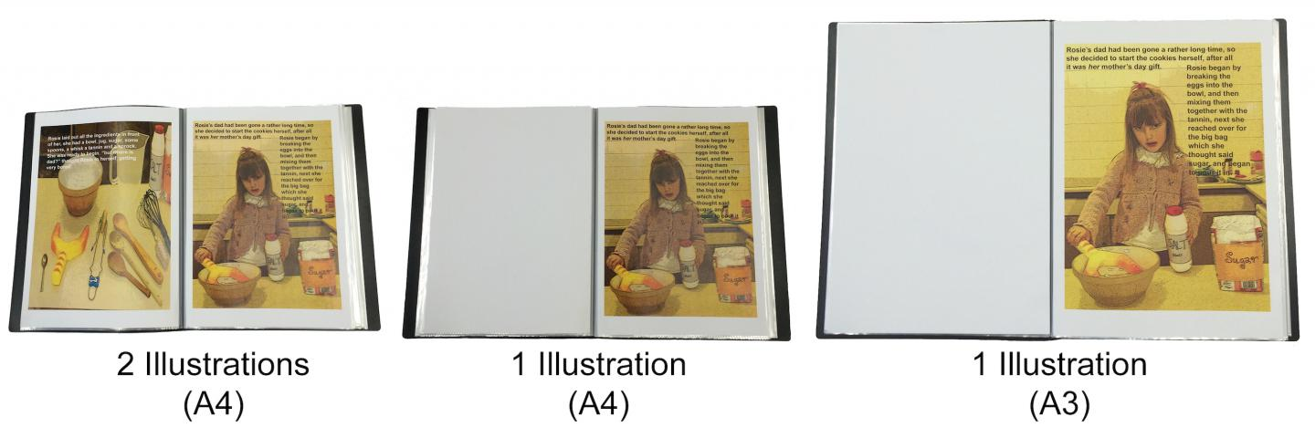 Pictures in Storybooks