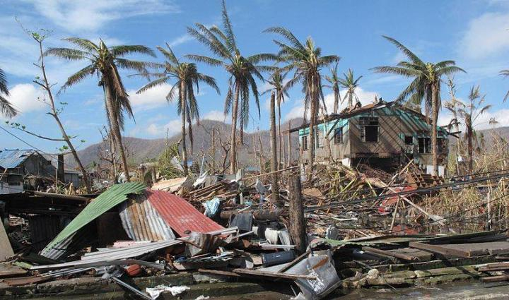 Climate-change disasters increase risk of armed conflict