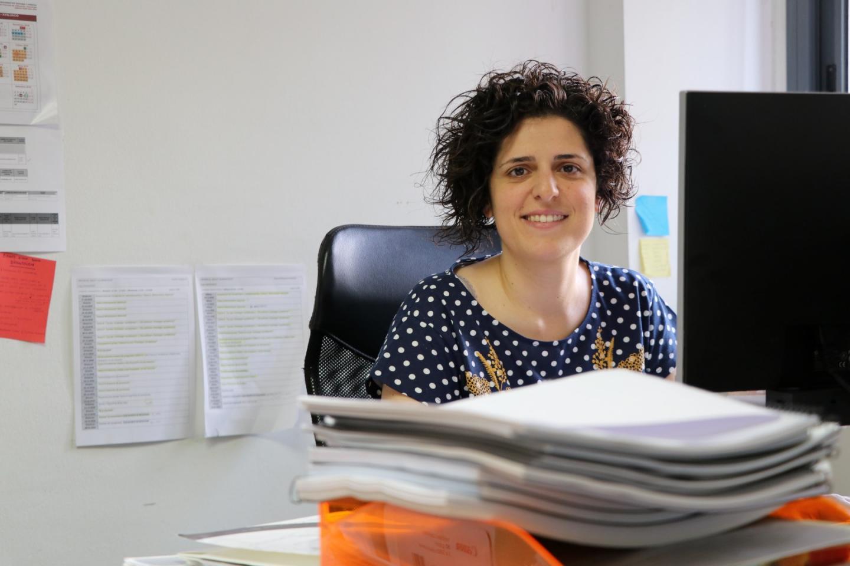 Núria Voltas, Universitat Roviri