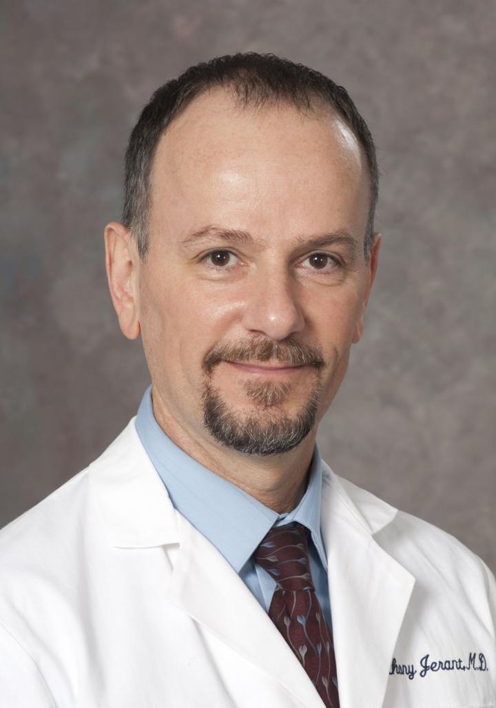 Anthony Jerant, University of California - Davis Health