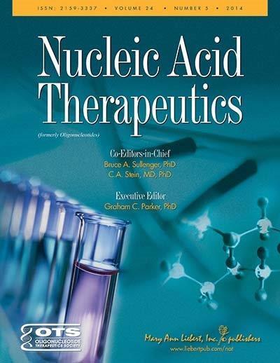 <i>Nucleic Acid Therapeutics</i>