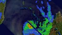 NASA Sees 8-mile High Thunderstorms in Tropical Cyclone Hellen