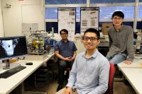 NTU Singapore Scientists Make Highly Maneuverable Miniature Robots Controlled by Magnetic Fields
