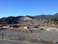 Site of Oso Landslide