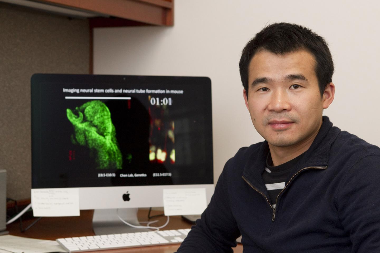 Jeff Chen, University of Georgia