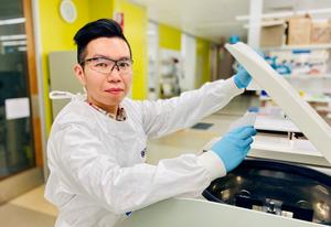 Professor Di Yu