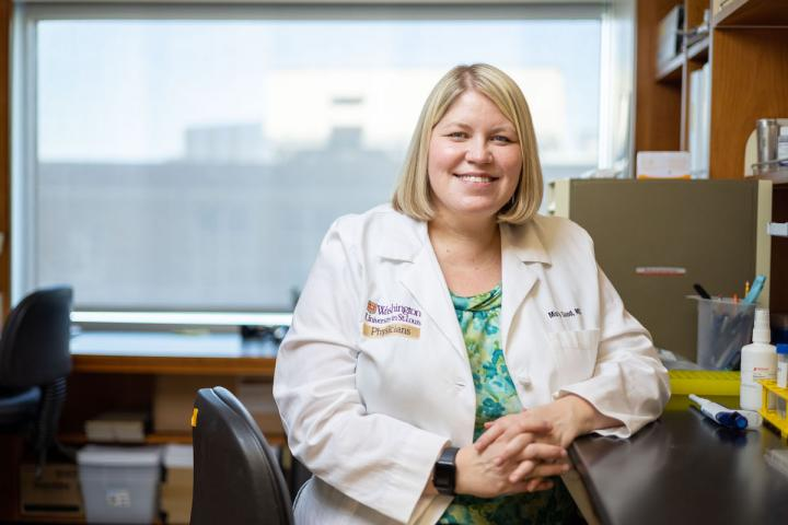 Pediatric researcher Misty Good
