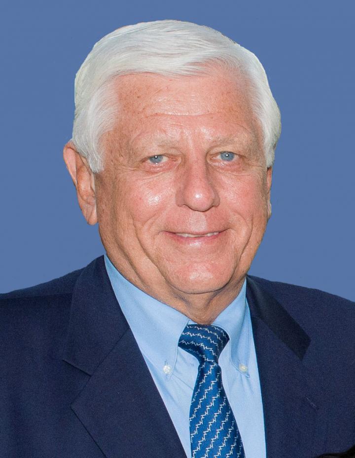 Charles H. Hennekens, M.D., Dr.P.H., Florida Atlantic University