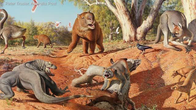 Sahul Extinction