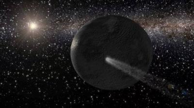 Water on Second Asteroid