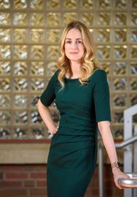WSU Assistant Professor Leah Sheppard (1 of 2)