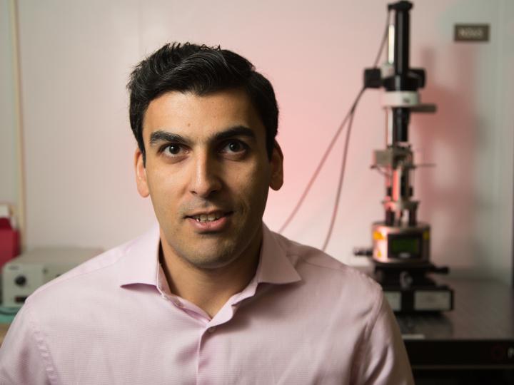 Hadi Ghasemi, University of Houston