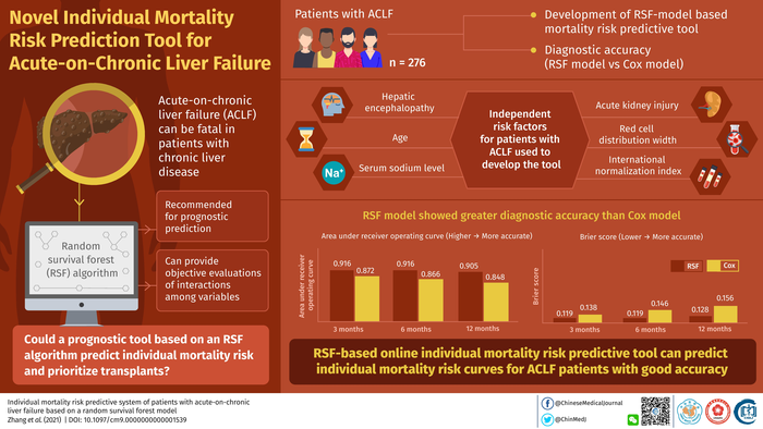 Predict Mortality in Patients with Liver Failure