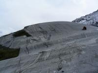 Schwarzburg Glacier