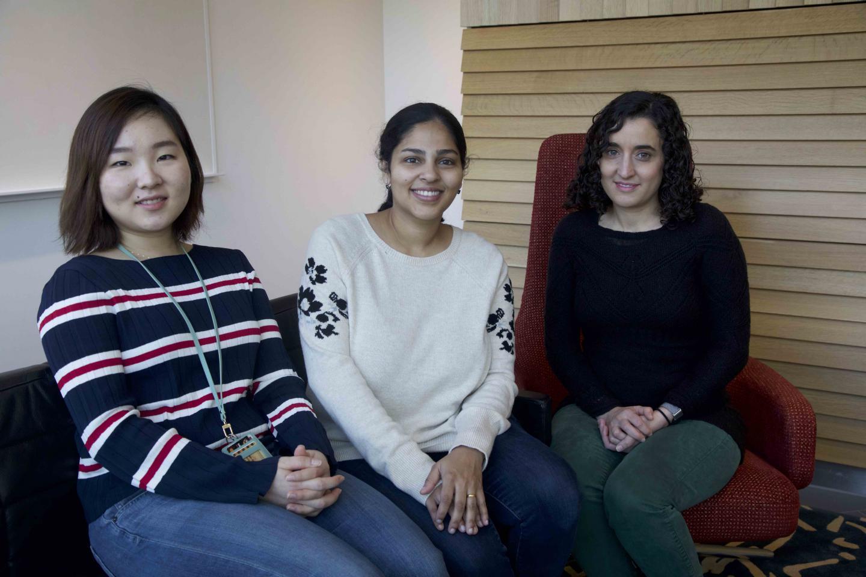 HeeJae Jang, Malavika Murugan, Ilana Witten, Princeton University