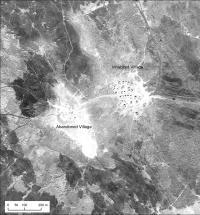Marsh Arab Communities Visible in Declassified U2 Spy Images