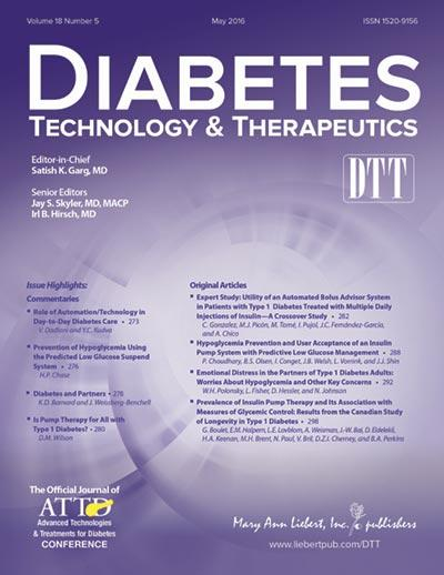 <I>Diabetes Technology & Therapeutics</I> (DTT)