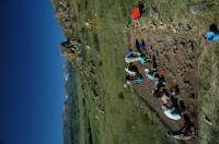 Excavation of the Dali Settlement in Southeastern Kazakhstan