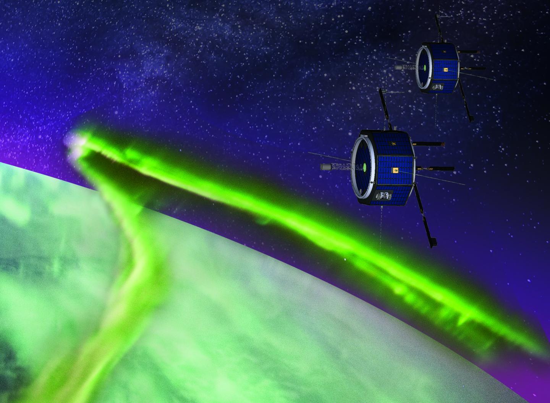 MEME-X's Dual Spacecraft