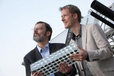 Dr. Andreas Bett and Dr. Frank Dimroth, Fraunhofer-Gesellschaft