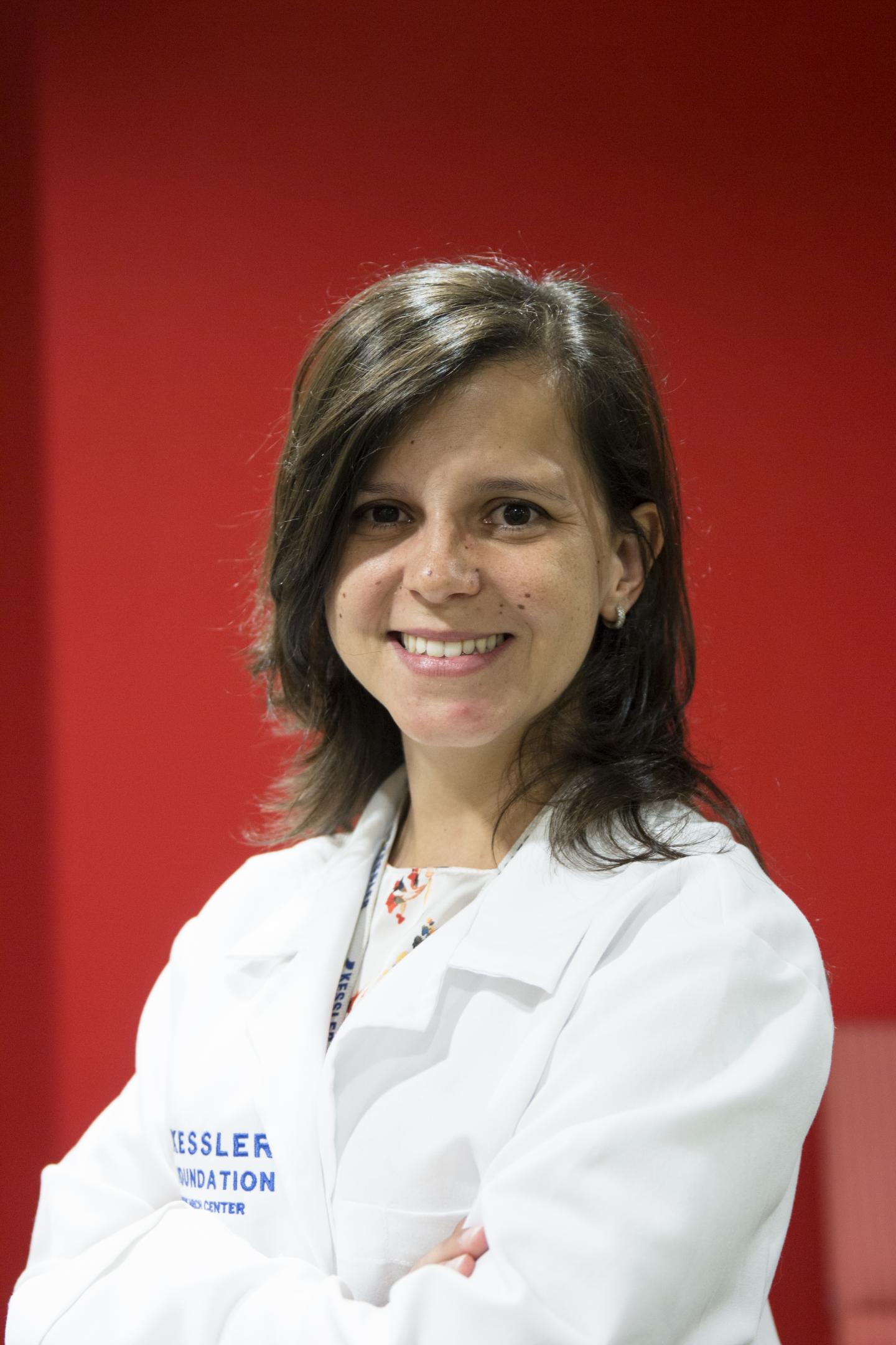 Silvana L. Costa, Kessler Foundation