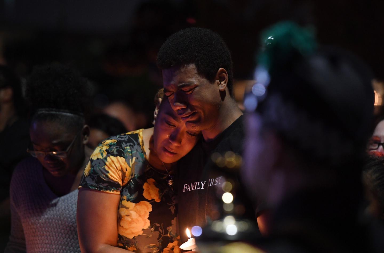 Family Mourning