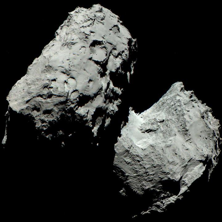 Rosetta Color Image