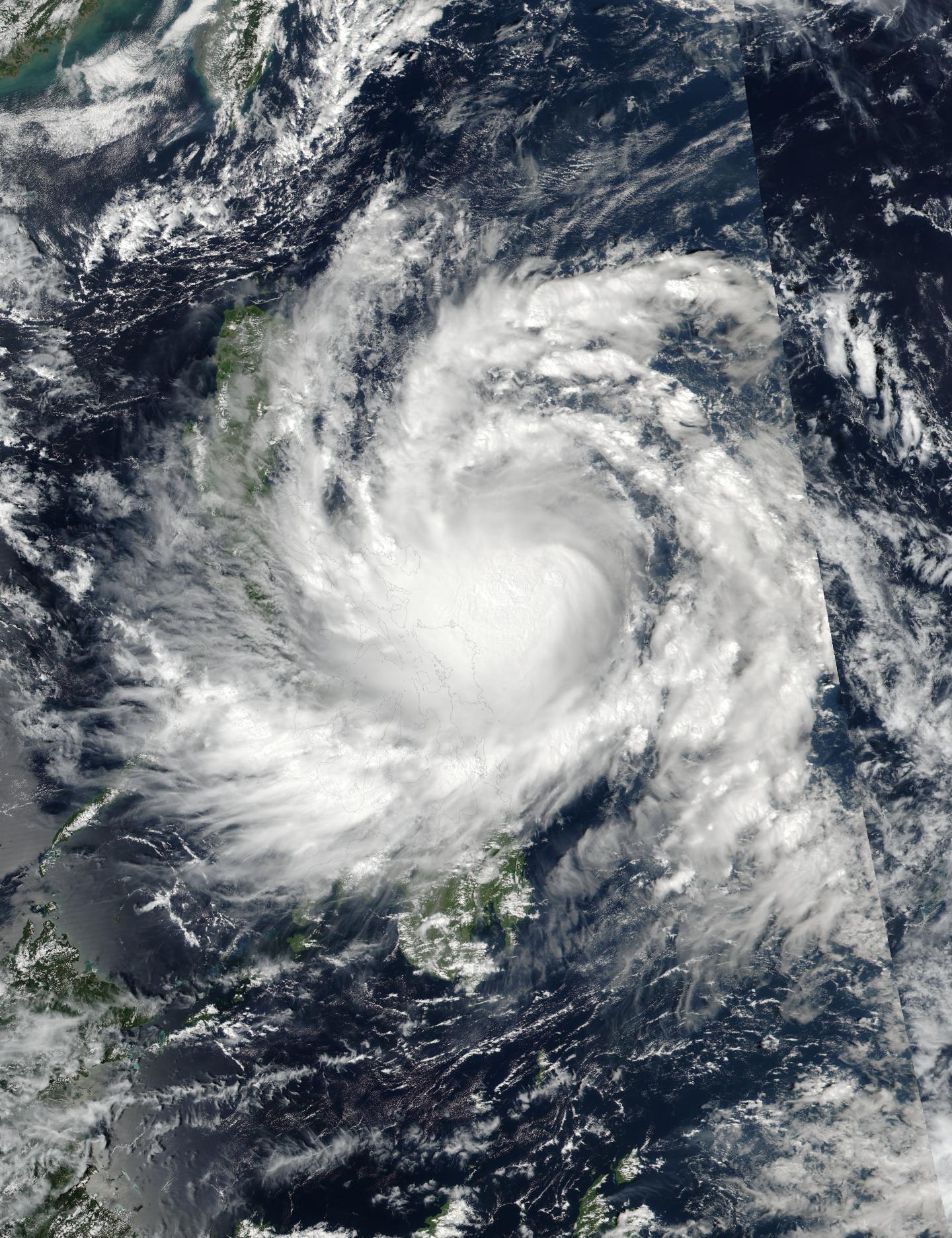 Satellite Image of Sarika