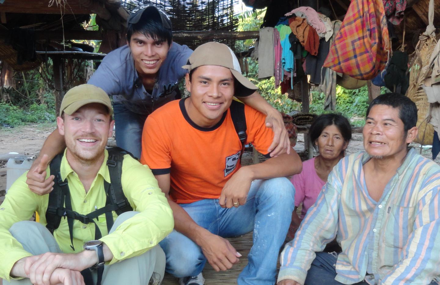 Heart-Healthy Forager Farms in Lowland Bolivia Are Changing Their Diets and Gaining Weight