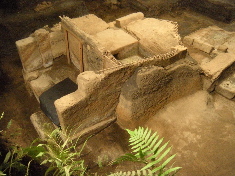 Buried Village of Ceren, El Salvador