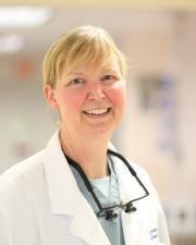 Louise Davies, MD, associate professor, The Dartmouth Institute & Chief of Otolaryngology, VA, White River Junction, VT