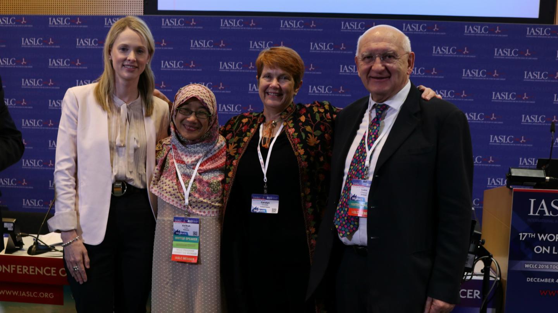 Four Global Public Health Leaders Convene in Vienna, Austria