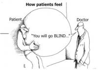 Can Psychological Stress Cause Vision Loss? How Patients Feel