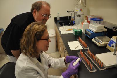 John Trumble and Kristen Hladun, University of California - Riverside