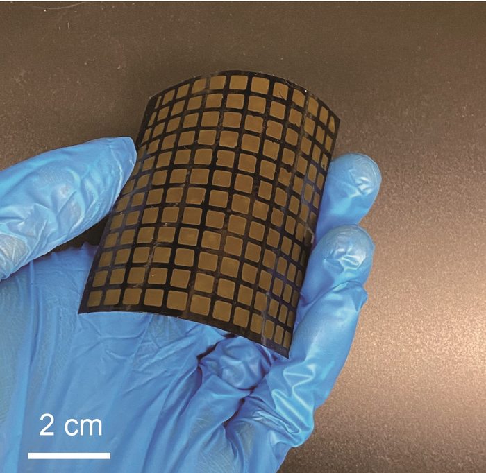 Flexible, wearable X-ray detector doesn't require heavy metals