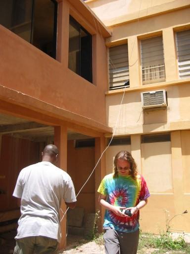 NSRC Workshop in Senegal