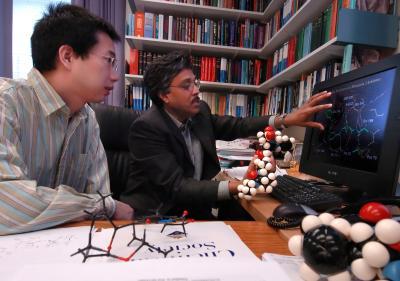 Xiaoming Xu and Arun Ghosh, Purdue University