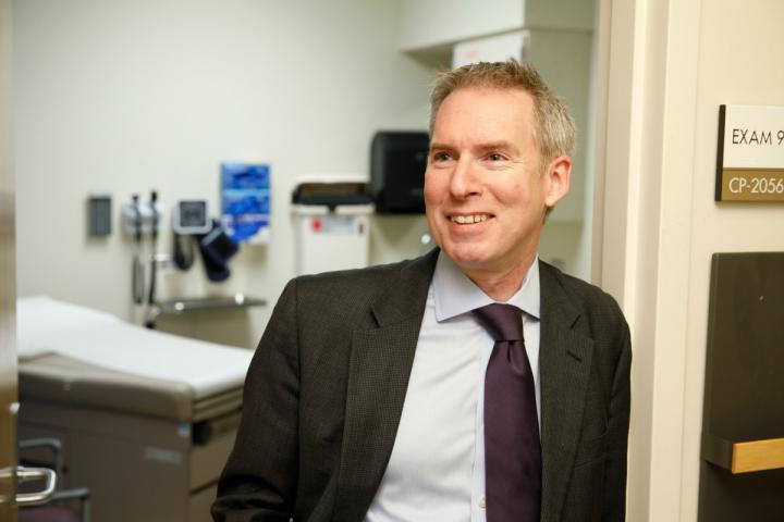 D. Ross Camidge, M.D., Ph.D., University of Colorado Anschutz Medical Campus
