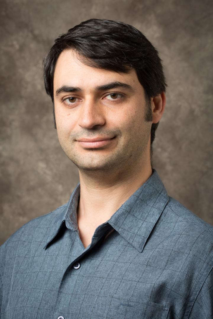 Mahmoud Moradi, University of Arkansas