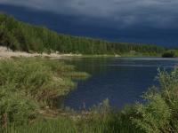 Izhma River