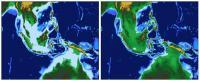 Indonesian Land Mass Comparison