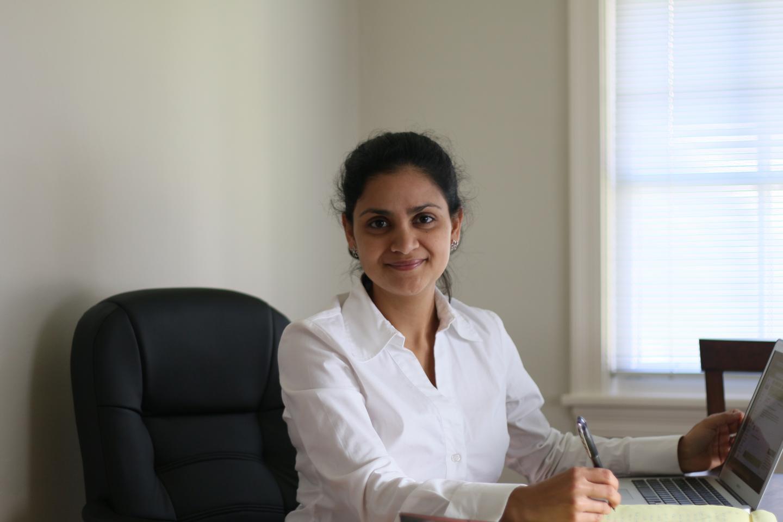 Sanchayeeta Borthakur, Johns Hopkins University