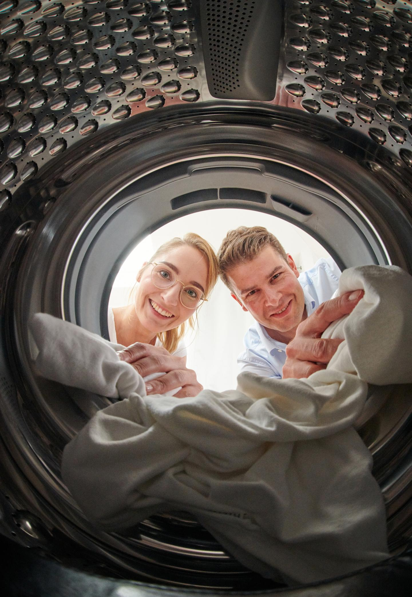 Washing Machines Can also Harbor Dangerous Bacteria