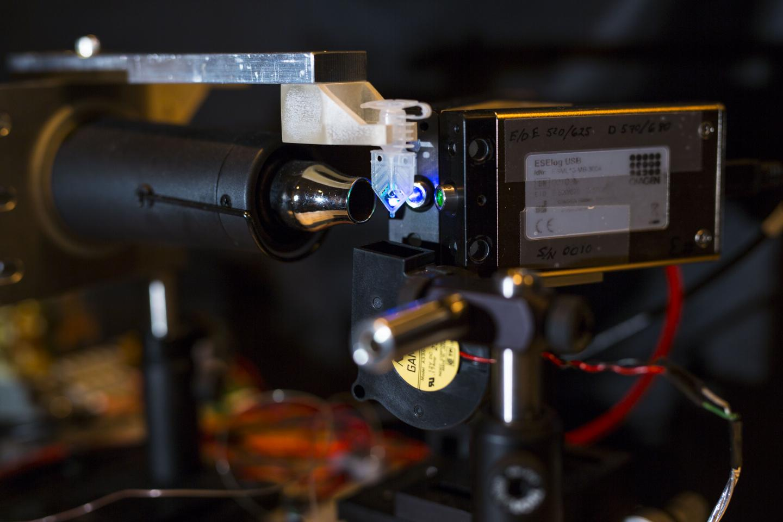 Prototype Adaptive PCR Machine