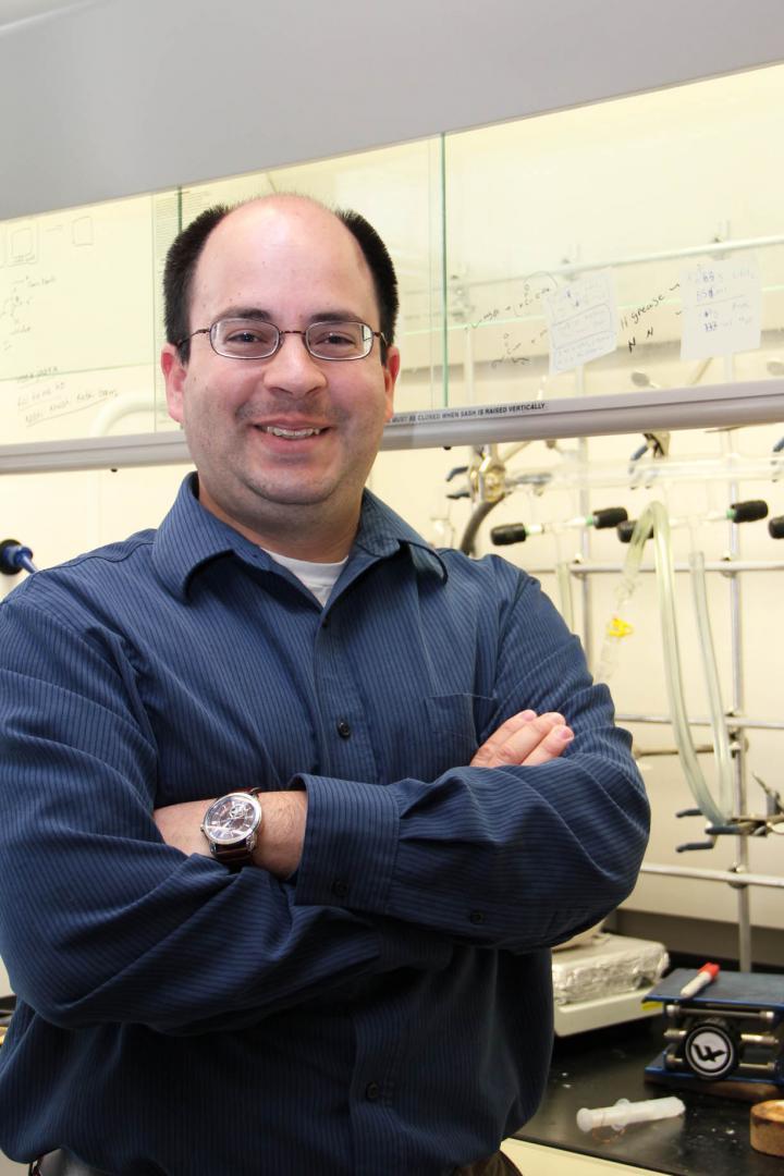 Javier Vela, DOE/Ames Laboratory