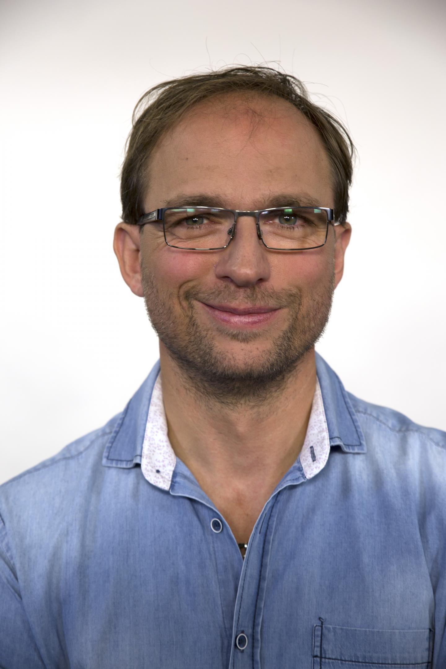 Gunnar Schulte, Karolinska Institutet