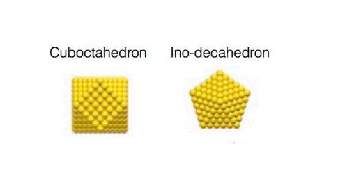 The Two Alternative Architectures of the Gold Nanoclusters Containing 561 Atoms