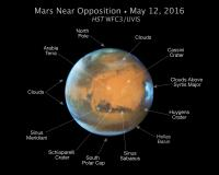 Major Features of Mars