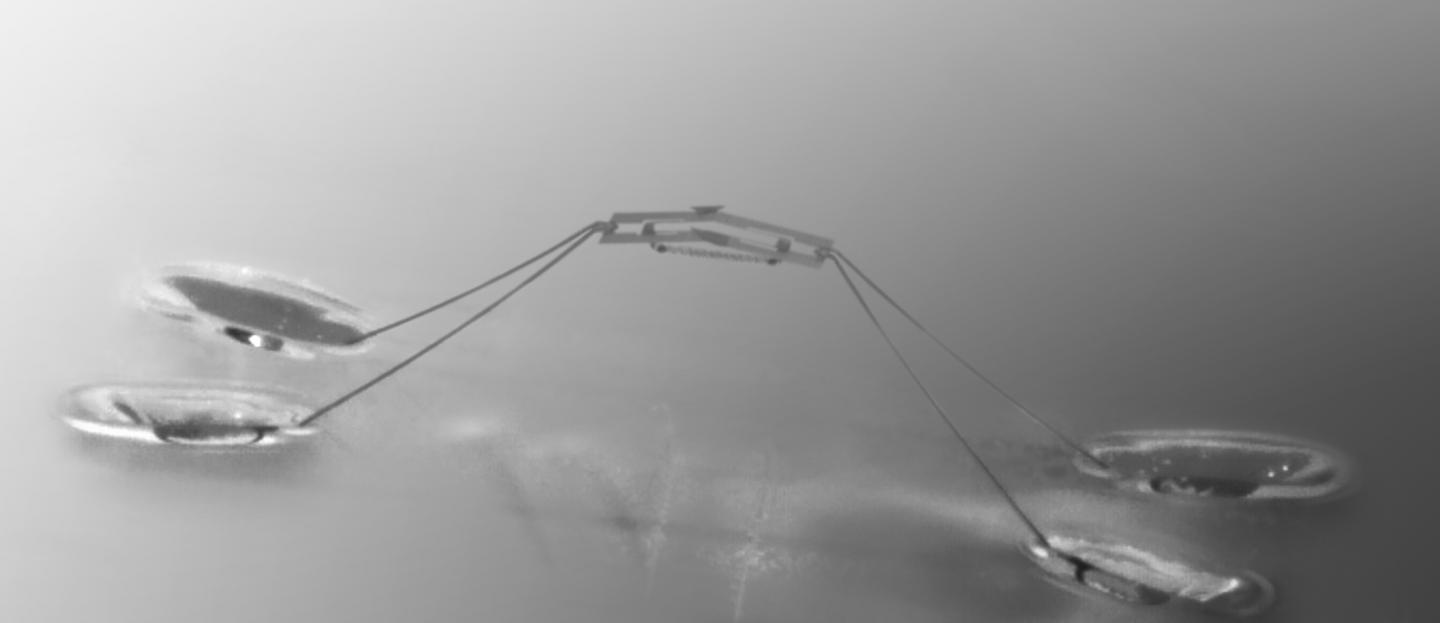 Robotic Insect Can Jump on Water